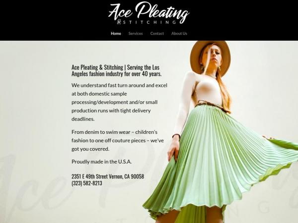 acepleating.com