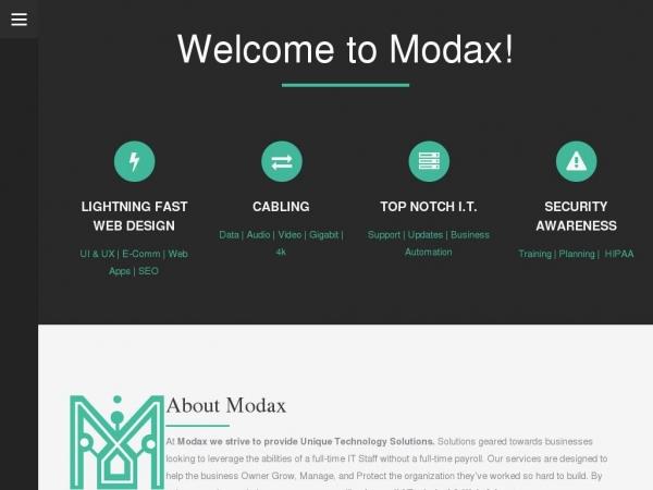 modax.io
