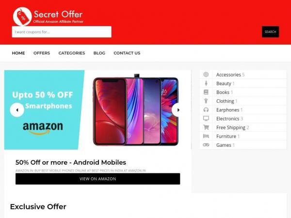 secretoffer.adylist.com