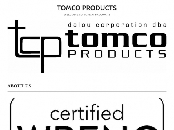 tomcoproducts.com