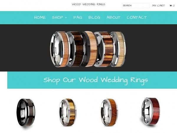 woodweddingrings.com
